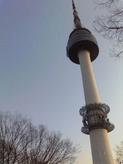 ソウルタワー。